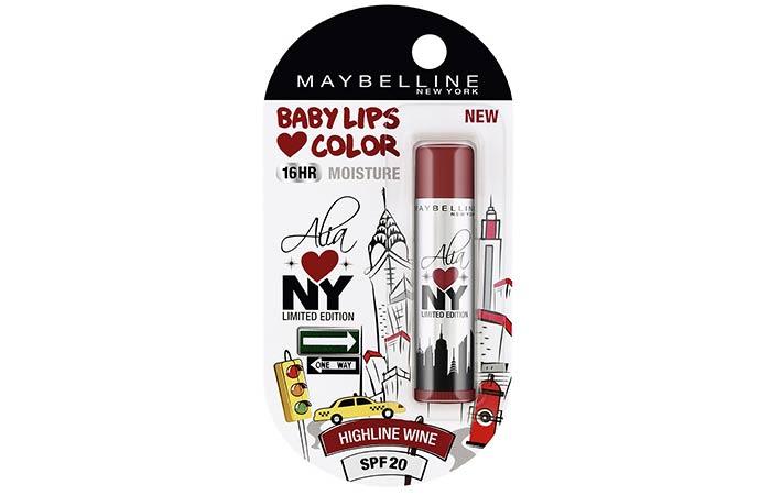 Maybelline New York Alia resep New York Lip Balm